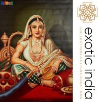 The Eldest Bahuraani With Her Hookah- Oil Painting On Canvas