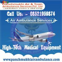 24 Hrs Patient Transports by Panchmukhi Air Ambulance in Bangalore