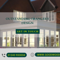 Outstanding Orangery Design in Surrey by the Experts