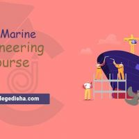 BE Marine Engineering Course after 12th