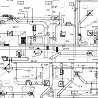 HVAC Duct Shop Drawing | Shop Drawing | Silicon EC UK