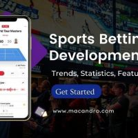 Sports Betting App Development Company - MacAndro