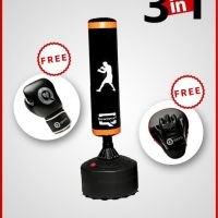 Q Sports 6ft Punch Bag 3 in 1 Limited Time Offer - Q Sports Online