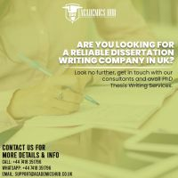 Are you looking for dissertation writing services or custom thesis?