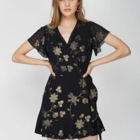 Wrap Dresses For Women Online In India On Shaye