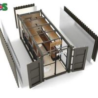 Explosion and blast resistant steel shelter manufacturers for people