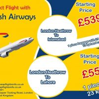Direct Flight with British Airways