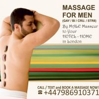 FULL BODY ★ MASSAGE FOR MEN BY MALE MASSEUR LORENZO TO HOTEL / HOME