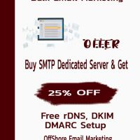 Bulk email sending mass email servers providers powermta servers