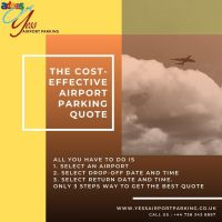 Safe and Secure Airport Parking Services in London