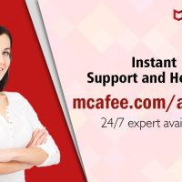 McAfee Activate - Enter McAfee Product Key