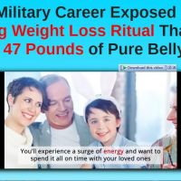 How 47 Pounds of Pure Belly Fat Melted?
