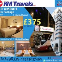 CHEAP UMRAH PACKAGES | KM TRAVELS LTD