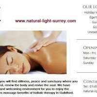 Full Body Massage for Women in Guildford