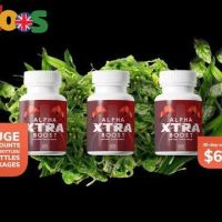 Alpha Xtra Boost-Top Natural Male Sexual Enchanter And Ed Supplement