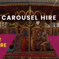 Make Your Events More Fun-Filled with the Best Carousel Hire