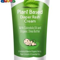 Best Plant Powered Natural Diaper Rash Cream for Baby