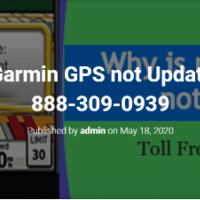 Why is my Garmin GPS not Updating?
