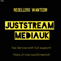 Resellers wanted top UK based service!