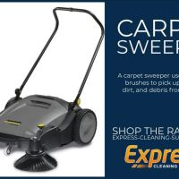 Carpet sweepers - Express Cleaning Supplies