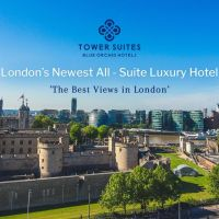 Tower Suites by Blue Orchid Hotels | 5-Star Luxury in Central London
