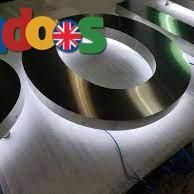 Best Stainless Channel Letters In The United Kingdom