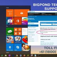 How to Setup Telstra Bigpond Email on Microsoft Outlook?