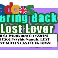 BRING BACK LOST LOVE USING MAGIC LOVE SPELLS CALL ON +27630716312 .