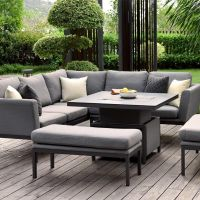 Outdoor Fabric Sofa Sets At Best Price | Rattan Furniture Fairy