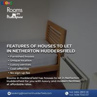 Features of Houses to let in Netherton Huddersfield