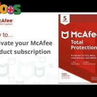 Enter 25 digit McAfee activation code - McAfee login
