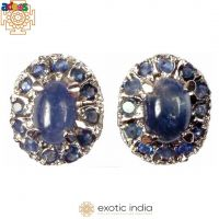 Sterling Silver Sapphire Tops
