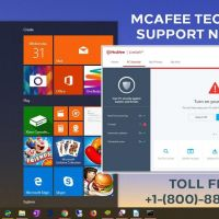 McAfee update failed to version