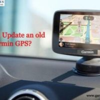 Can You Update an old Garmin GPS?