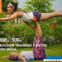 200hrs Yoga Certification for Yoga Teachers / Instructors in India