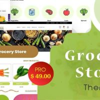 Grocery Store Shopify Template