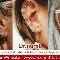 Dr. Numb | Body Piercing Doctor Most Recommended Numbing Cream