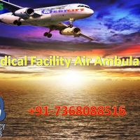 Now Get Supreme Air Ambulance Service in Ranchi by Medilift