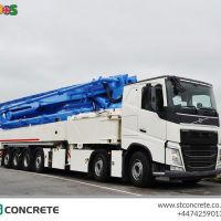 Hire The Best Concrete Line Pump Supplier in London |ST Concrete