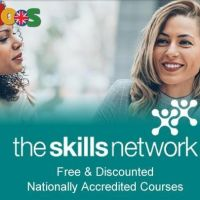 Gain an accredited qualification for free!