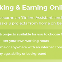 Click Earners Online Jobs-Work From Home With High Salary