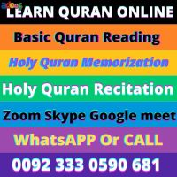 Learn Quran and Computer with online classe Rehman academy