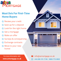 Best Lenders For First Time Home Buyers | UR Mortgage