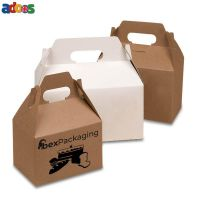 Custom Printed Gable Boxes Wholesale With Free Shipping
