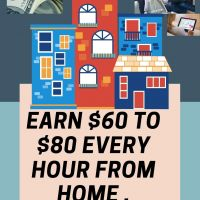 Earn $ 60 To $ 80 Every Hour From Home