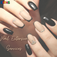 Nail Extensions Services in Lucknow