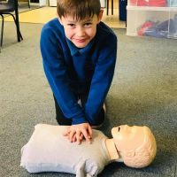 A Fun and Interactive Way in First Aid Training for Children