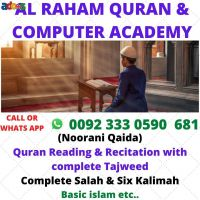 Learn Quran and Computer with online classes