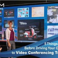 5 Things to Consider Before Driving Your Organization Video Conference