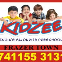 Kidzee Frazer Town | 7411553131 | kindergarten | Admission open Now 1111